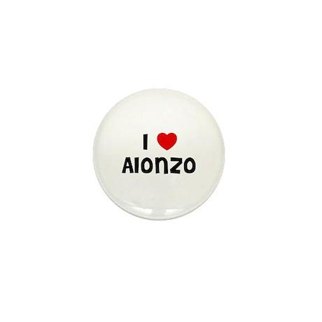 I * Alonzo Mini Button (10 pack)