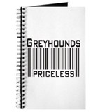 Greyhounds Priceless Bar Code Journal