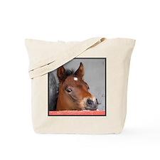 """""""Connemara Foal 1"""" Tote Bag"""