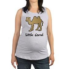Little Camel Maternity Tank Top