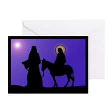 Mary & Joseph Greeting Cards (Pk of 10)