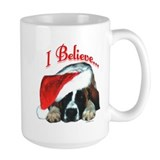 Saint I Believe Coffee Mug