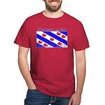 Friesland Frisian Flag Red T-Shirt