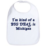 Big Deal in Michigan Bib