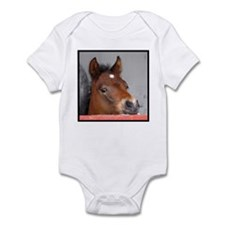 """Connemara Foal 1"" Infant Bodysuit"