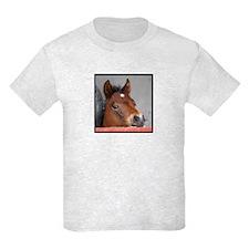 """Connemara Foal 1"" Kids T-Shirt"