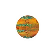 Fiesta Abstract Mini Button (100 pack)