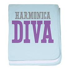 Harmonica DIVA baby blanket