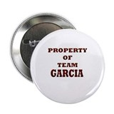 "Property of team Garcia 2.25"" Button (10 pack)"