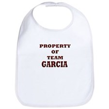 Property of team Garcia Bib
