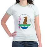 Meerkat Soup Jr. Ringer T-Shirt
