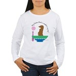 Meerkat Soup Women's Long Sleeve T-Shirt