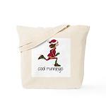 Cool Runnings Woman Tote Bag