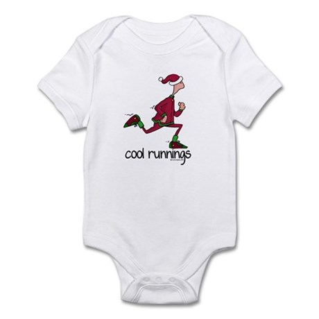 Cool Runnings Man Infant Bodysuit