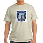 Richmond Police Ash Grey T-Shirt