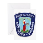 Richmond Police Greeting Cards (Pk of 10)