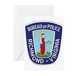 Richmond Police Greeting Cards (Pk of 10)