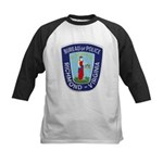 Richmond Police Kids Baseball Jersey