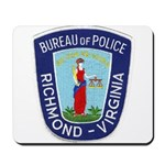 Richmond Police Mousepad