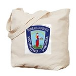 Richmond Police Tote Bag