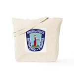 Richmond Police Tote Bag