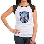 Richmond Police Women's Cap Sleeve T-Shirt