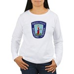 Richmond Police Women's Long Sleeve T-Shirt