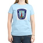 Richmond Police Women's Pink T-Shirt