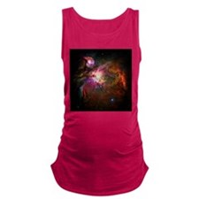 Orion Nebula (High Res) Maternity Tank Top