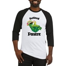 Retired Pastor Gift Baseball Jersey