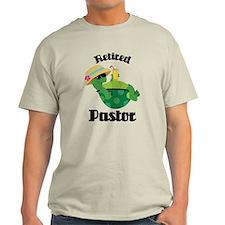 Retired Pastor Gift T-Shirt
