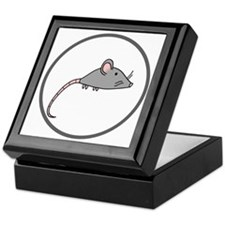 Cute Mouse Keepsake Box