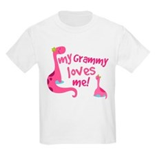 My Grammy Loves Me T-Shirt