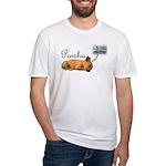 Porsha Dreams Fitted T-Shirt