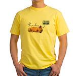 Porsha Dreams Yellow T-Shirt