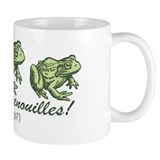 Love the Frog French Tasse