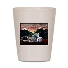 Motorcycle Dream Shot Glass