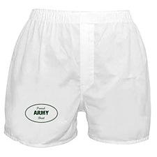 Proud Army Brat Boxer Shorts