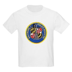 Baltimore Homicide Kids T-Shirt