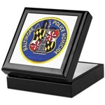 Baltimore Homicide Keepsake Box