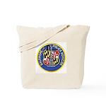 Baltimore Homicide Tote Bag