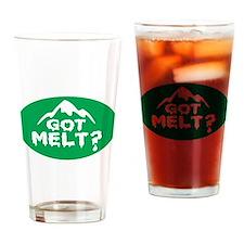 Got Melt Drinking Glass