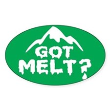 Got Melt Decal
