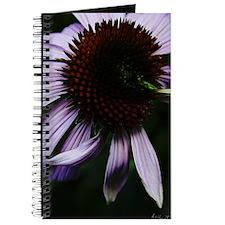 """crossed"" Garden flower Journal"