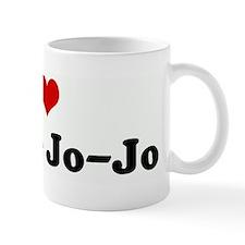 I Love Auntie Jo-Jo Mug