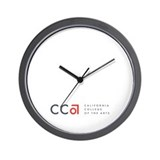 CCA Wall Clock