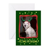 """Antler Xmas"" Holiday Greeting Cards (Pk of 10)"