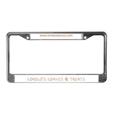 Unique Lorelei License Plate Frame
