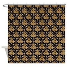 Queen Elizabeth I. Phoenix Portrait Shower Curtain
