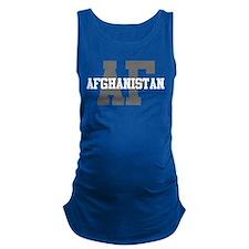 AF Afghanistan Maternity Tank Top